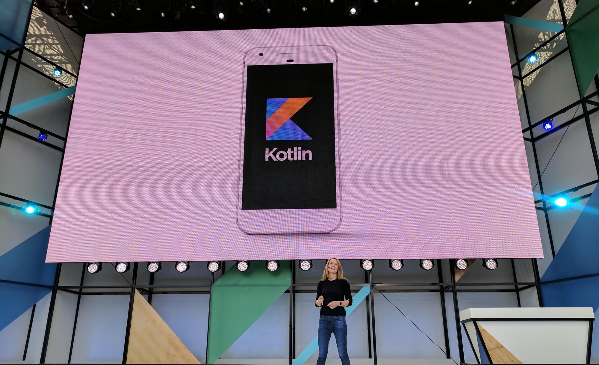 Google annonce le support de Kotlin à la Google IO 2017